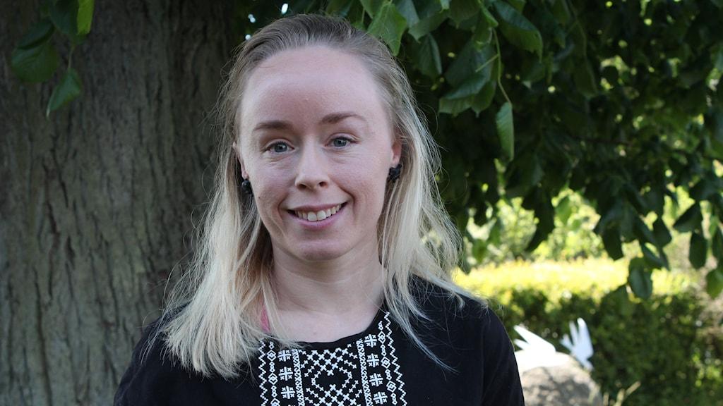 Veterinär Ida Pettersson
