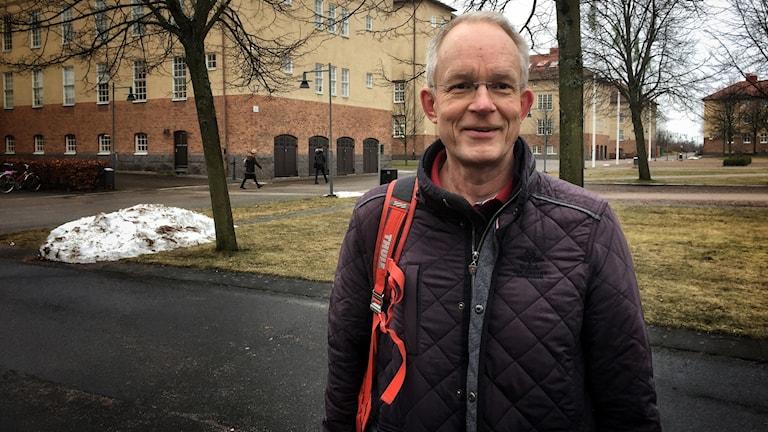 Andreas Redfors, professor i fysik vid Kristianstad högskola