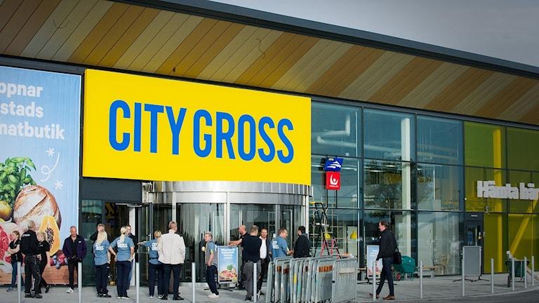 City Gross Kristianstad.