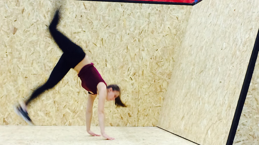 Parkour - The Air Wipp Challenge