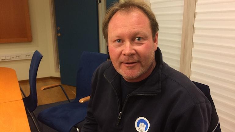 Fredrik Johansson.