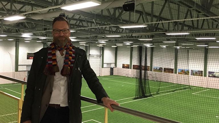 Henrik Bergquist, VD Bromölla Fritidscenter