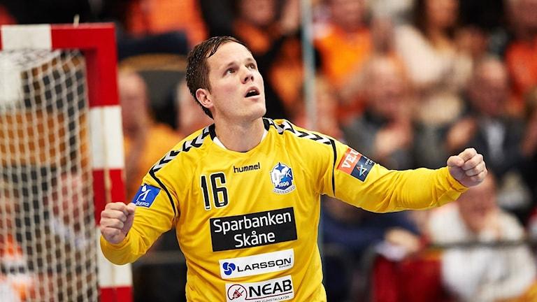 20171104 IFK Kristianstad Richard Kappelin