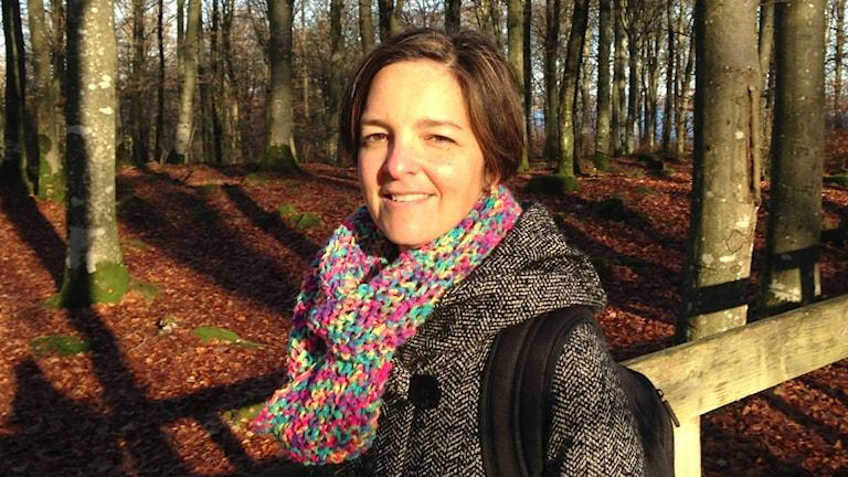 Dolores Öhman (MP) är regionråd med ansvar för digitalisering av vården.