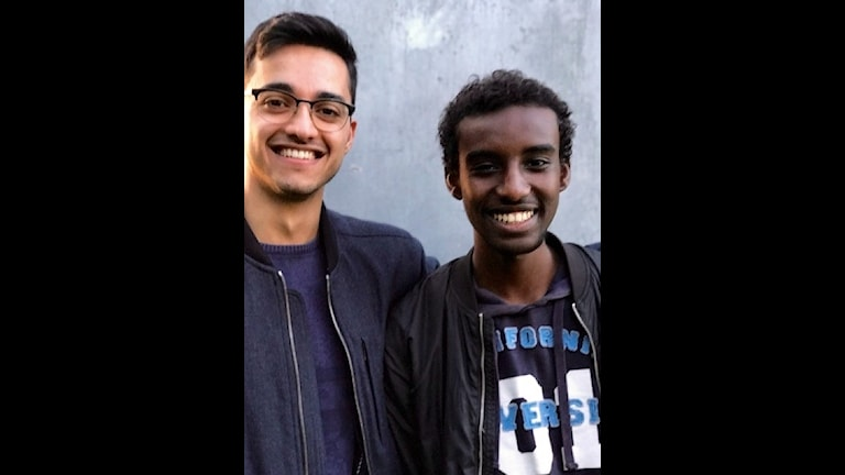 Sadik Salems och Mohamed Shek Behis filmer ska visas på Bionalen i Kristianstad 13-15 oktober.