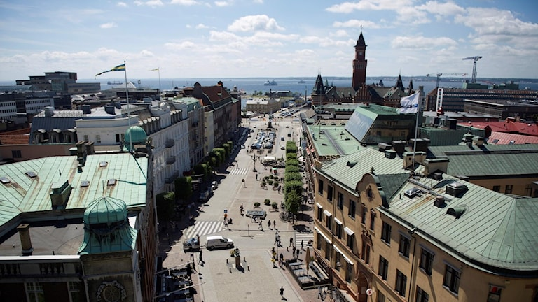 Helsingborg.