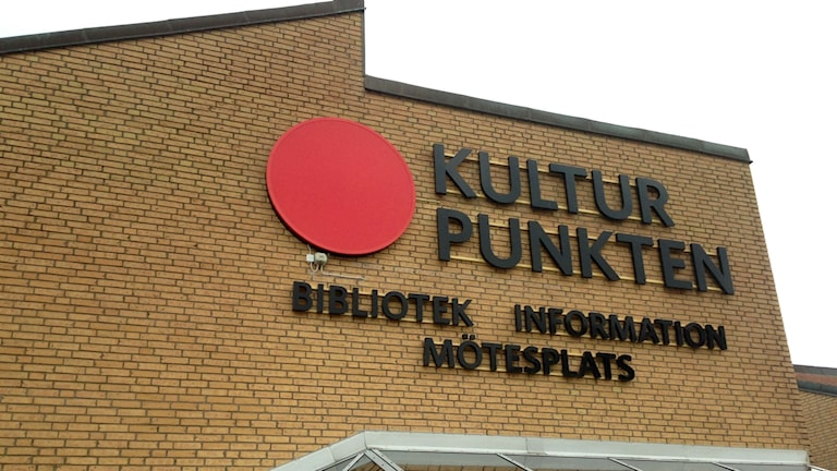 Kulturpunkten i Bromölla.