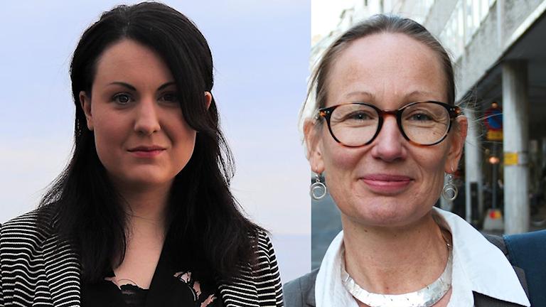 Två politiker i Malmö