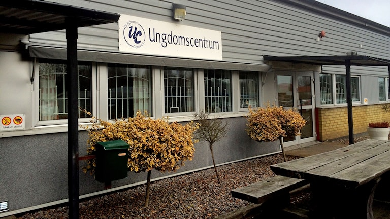 Ungdomscentrum i Hässleholm