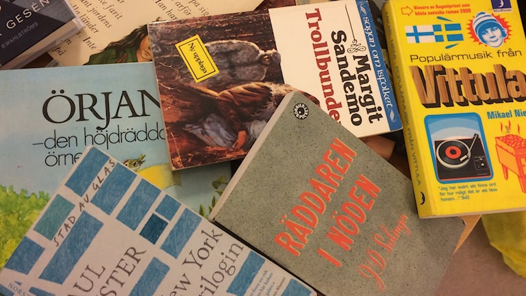 Böcker som kan förändra livet.