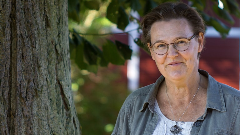 Annika Andersson, trädgårdsmästare