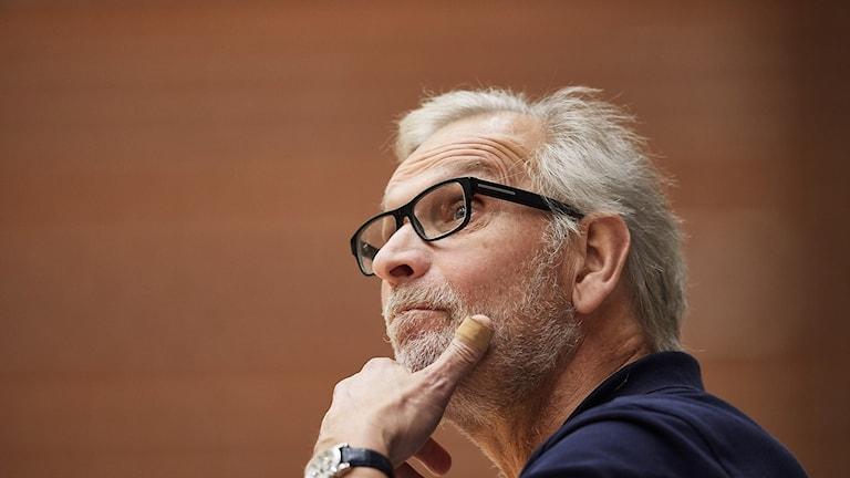 Kristianstad HK tränare Ulf Schefvert.
