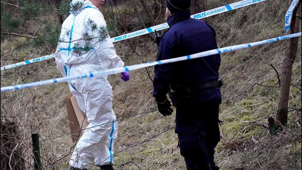 misstänkt mord i åhus