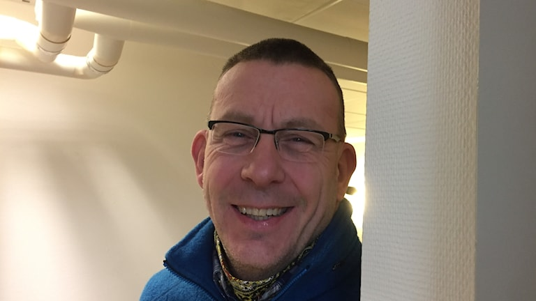 Urban Eriksson, universitetslektor i fysik