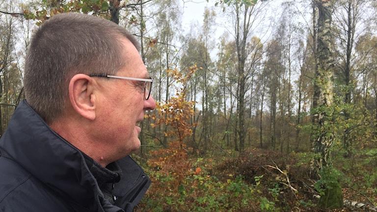 Anders Dawidson från stadsbyggnadsförvaltningen i Helsingborg