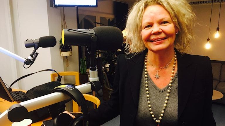 Åsa Scharin är med i KDFFs nya styrelse.