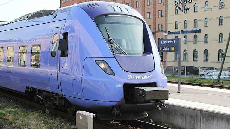 Skånetrafiken hamnar näst sist bland Sveriges länstrafikbolag.