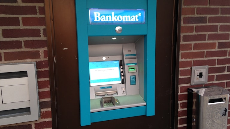Bankomat Vinslöv