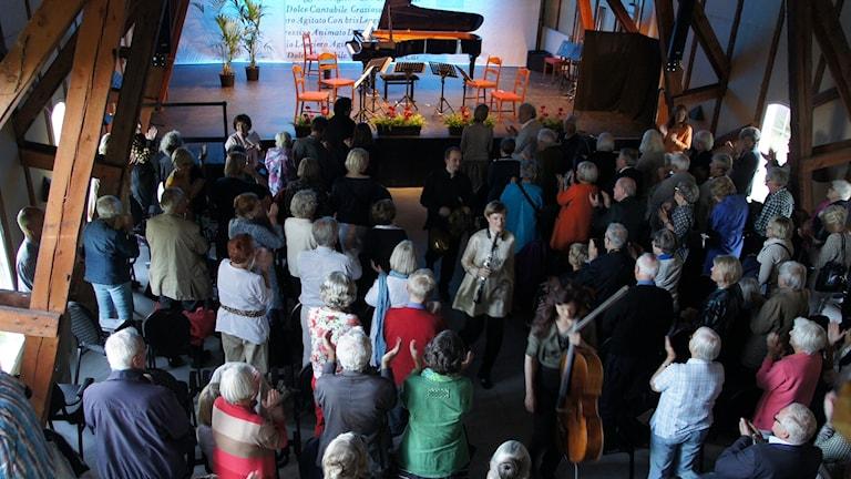 Båstads Kammarmusikfestival.