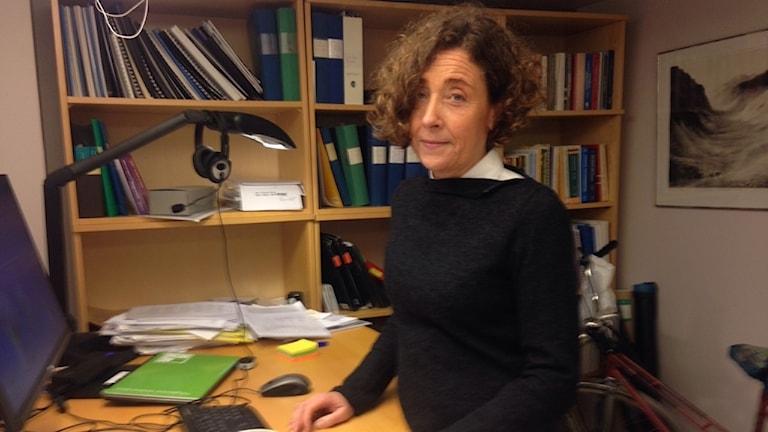 Karin Wendin, professor i mat- och måltidskunskap på Högskolan i Kristianstad.