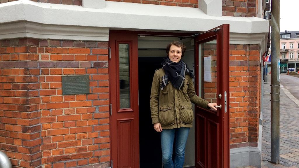 Hanna Bergström i Matkooperativet Helsingborg