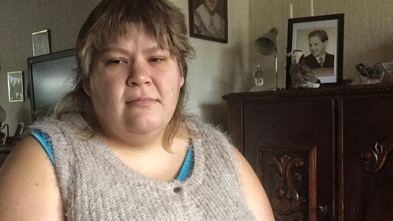 Mia Andersson - Östra Wemmerlöv, kämpar för personlig assistans