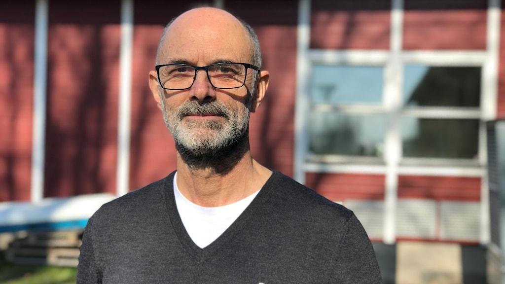Sergio Padoan är chefsläkare på Centralsjukhuset i Kristianstad