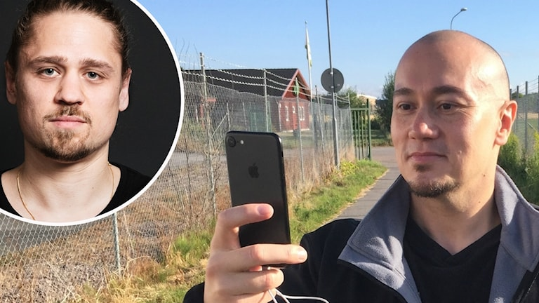 Sigge Dabrowski och dokumentären om trippelmördaren Ricard Nilsson