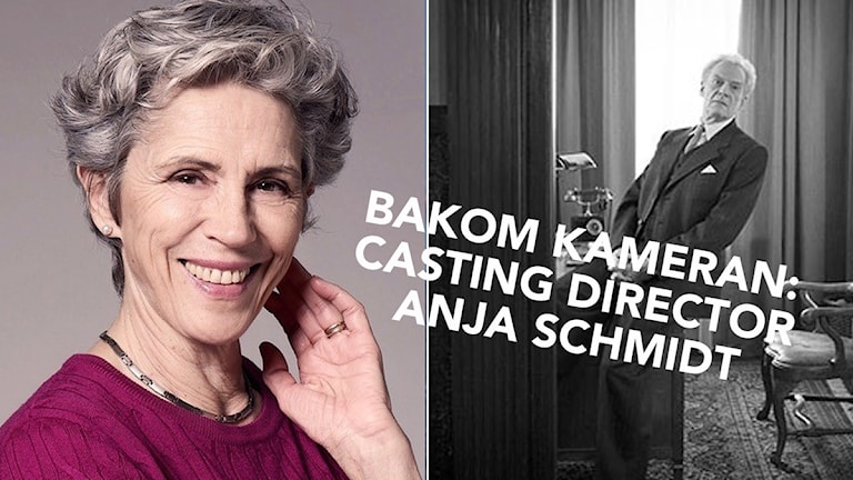 Casting Director Anja Schmidt har bland annat jobbat med Jan Troells filmer.
