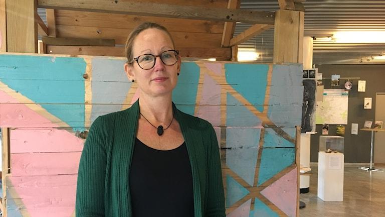 Sara Wettergren Liberal Malmö skoldemonstration