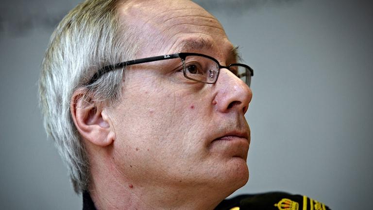 Robert Loeffel -polisens presstalesperson
