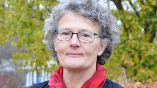 Charlotta Kabo Stenberg. Foto: Örkelljunga kommun