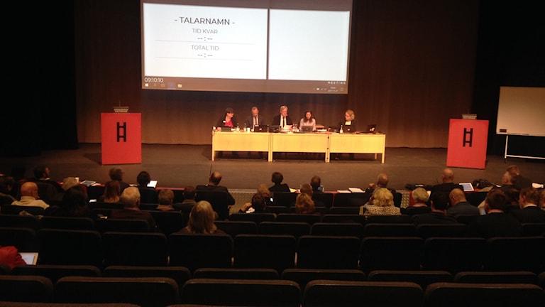 Kommunfullmäktige i Hässleholm