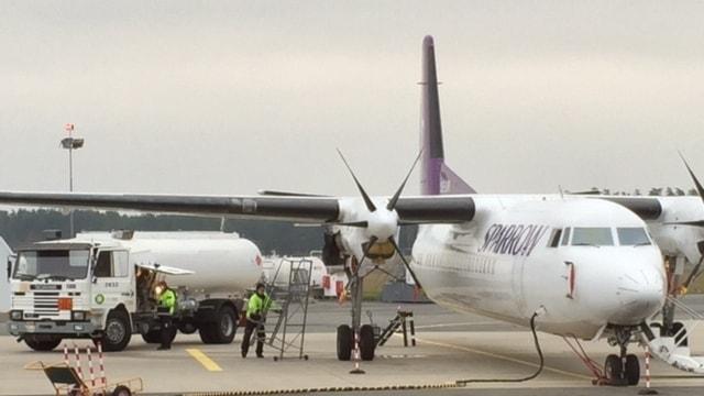 Flygunderhåll Kristianstad-Österlen Airport
