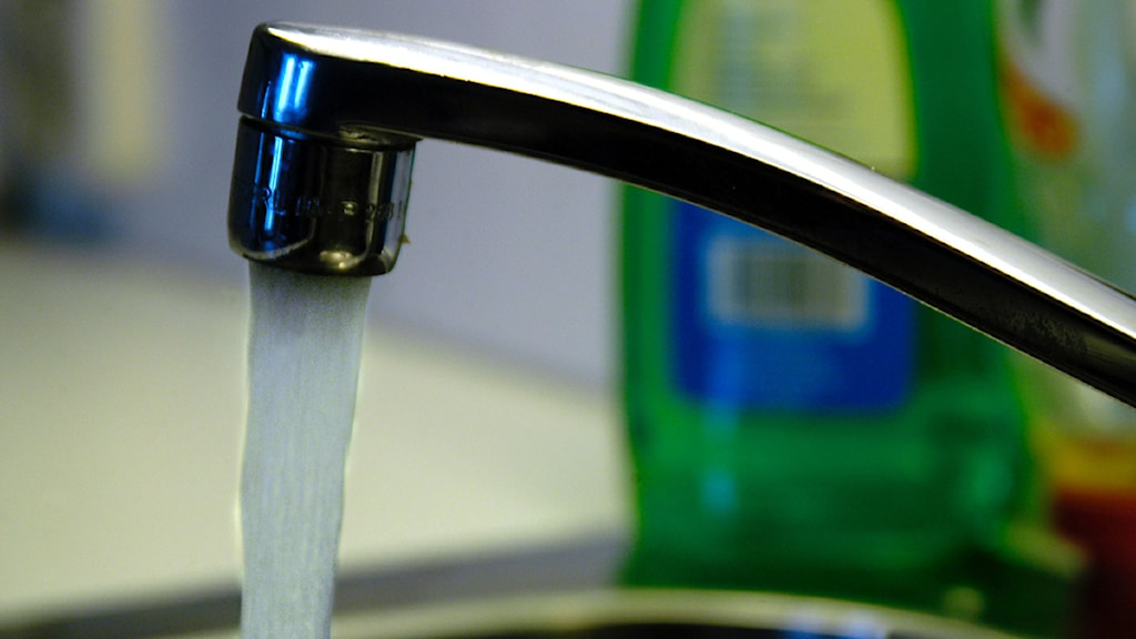 Vattenbrist blir allt vanligare.