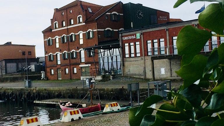 Samlingslokalen Skeppet i Simrishamn.