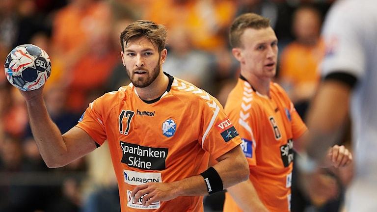 20171104 IFK Kristianstad Helge Freiman och Viktor Hallén.