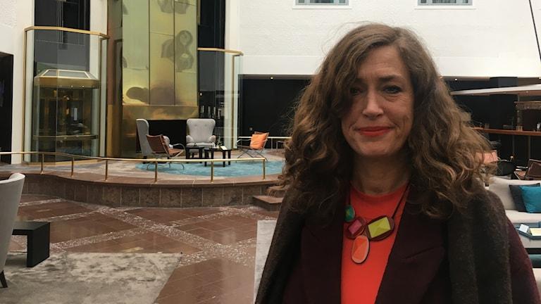 Inger Tolsved Rosenkvist är valledare för Liberalerna i Skåne.
