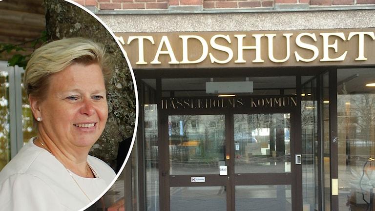 Eva Andersson - förvaltningschef i Hässleholms kommun.