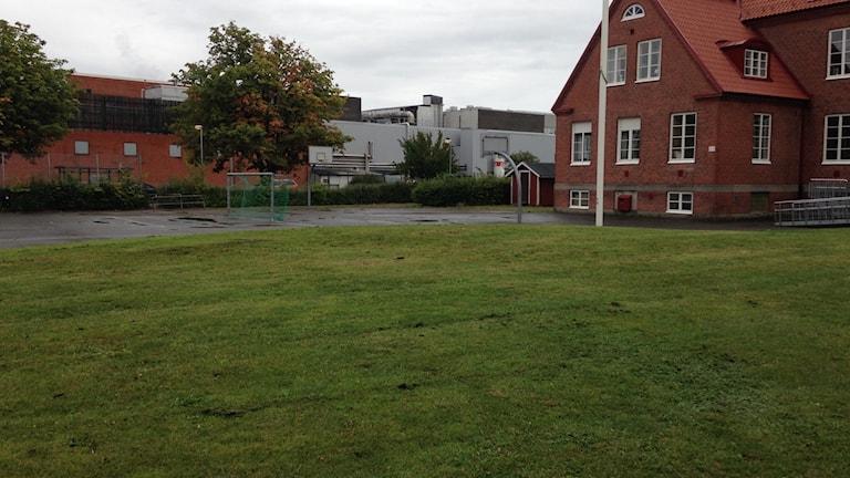 Vilans skolgård