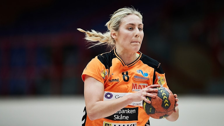 KHK Kristianstad HK Sarah Carlström.