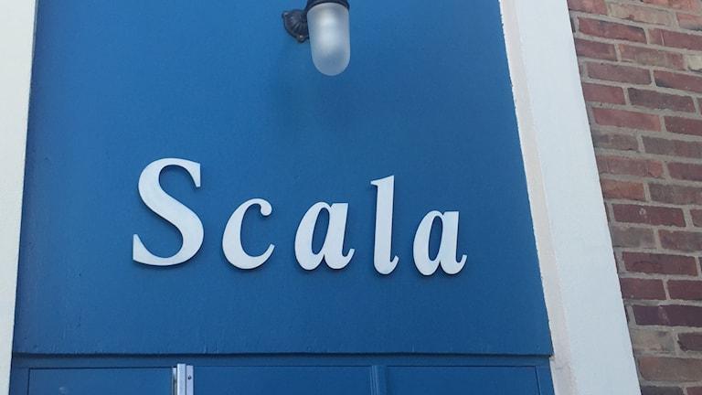 Biograf Scala, Båstad.