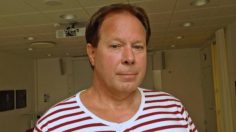 Kenth Olsson, utbildningschef Kristianstads kommun