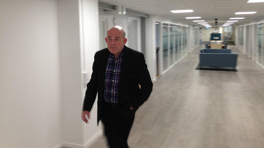 Conny Svensson är nationell samordnare på Skatteverket.