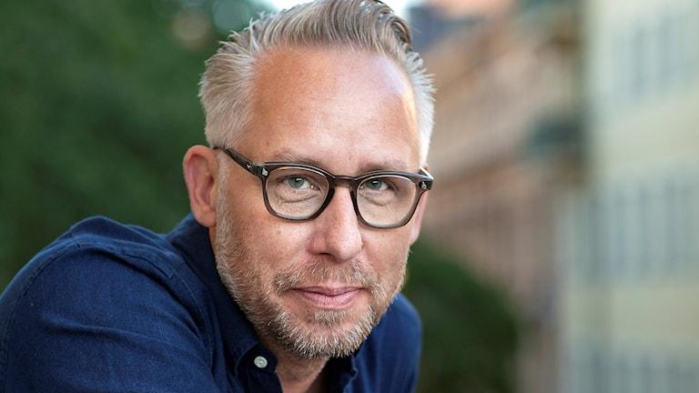 PO Tidholm, författare och journalist