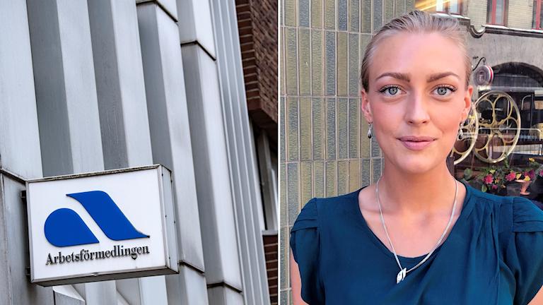 Arbetsförmedlingen och Liv Workinn.