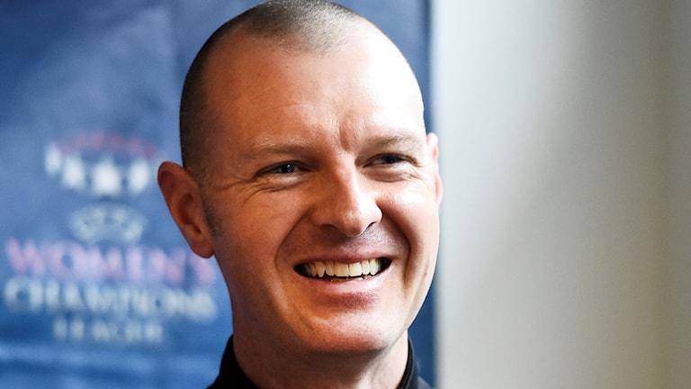 Matthew Ross - ny tränare i Vittsjö