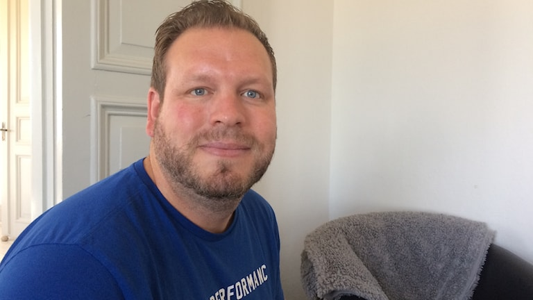 Johan Larsson, arbetsmarknadshandledare i Tomelilla kommun