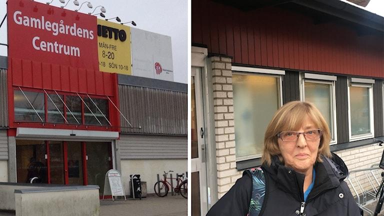 Irene Karlsson har arbetat på hemtjänstenheten Näsby i tjugo år. Nu stängs enheten som utgår från lokalerna i Gamlegården ner.