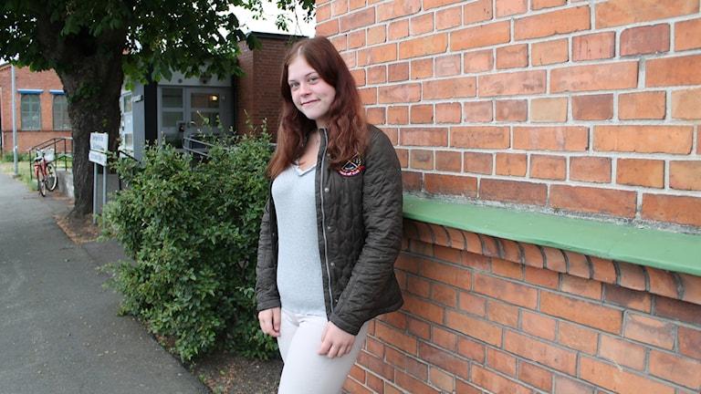 Moa Andersson från Hässleholm har gjort en gastric bypass och medverkat i en dokumentär.